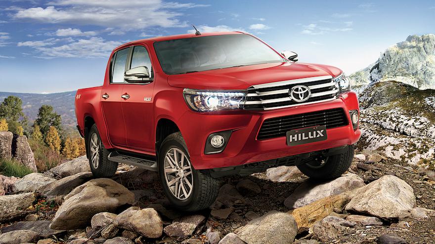 Toyota Hilux, la más vendida entre 0km y usados.