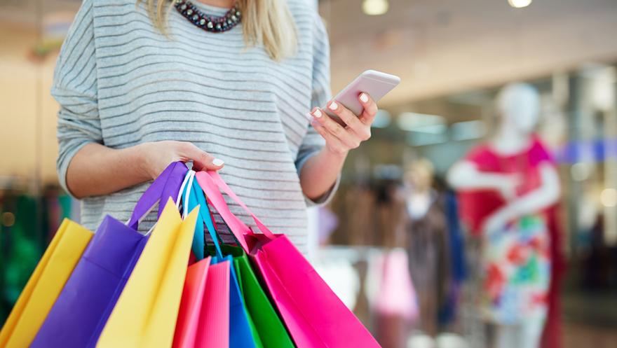 Personal shopper es una de las posiciones en las que más se incrementó la demanda en los últimos meses