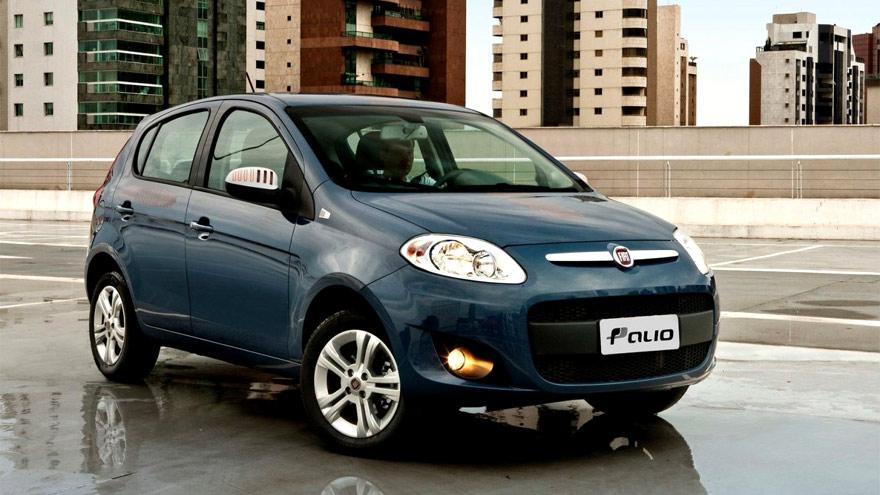 Fiat Palio, otro auto usado líder.