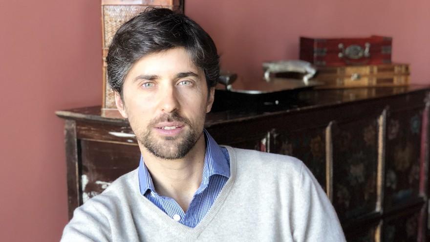 Matías Fernández Barrio, CEO de Carvi.com