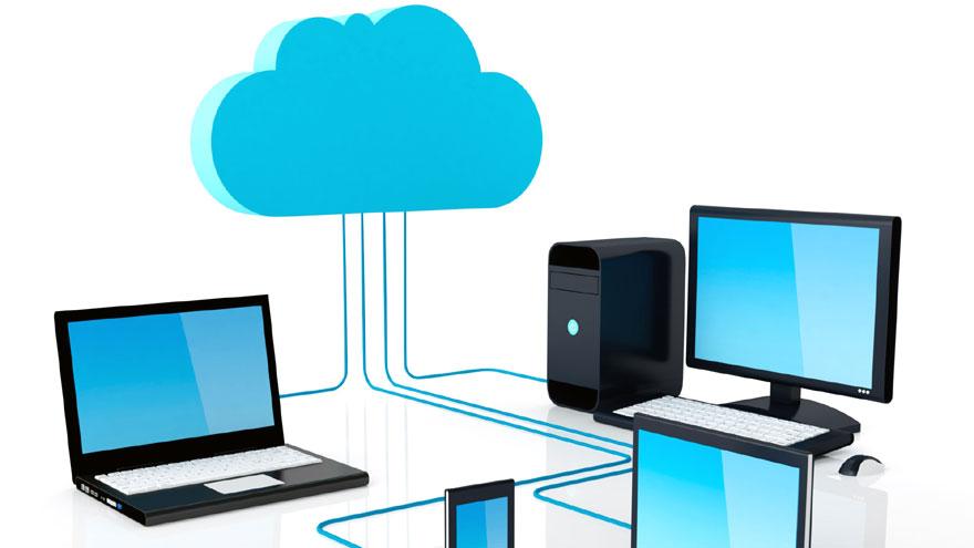 La cloud computing permite el despliegue rápido de recursos informáticos.