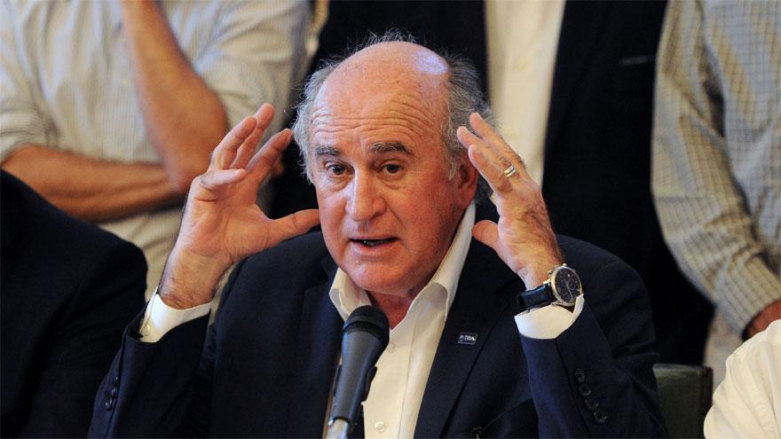 Oscar Parrilli, presidente del Instituto Patria