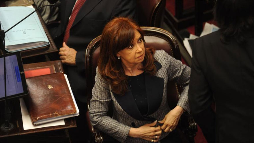 Para Cristina Kirchner, el debate sobre Vicentin implica la posibilidad de acusar al macrismo por corrupción