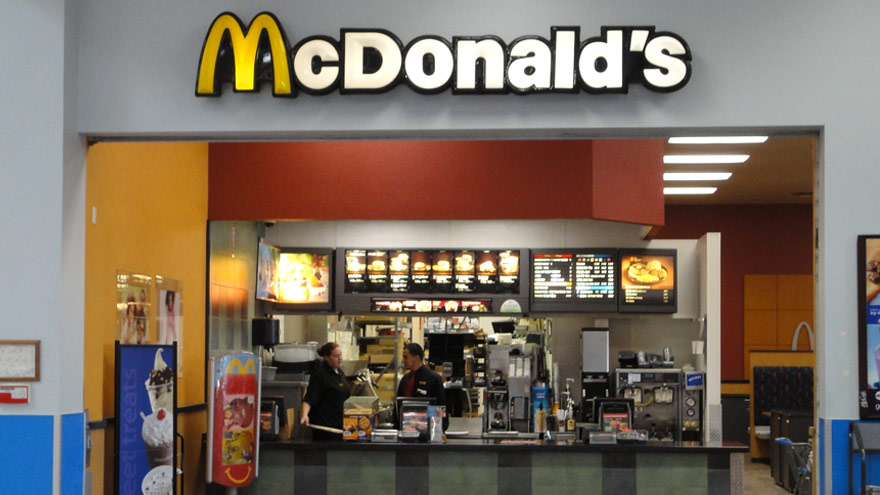 McDonald's lleva décadas siendo la principal cadena de comida rápida del país
