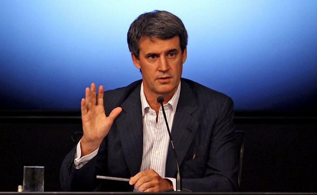 Alfonso Prat Gay con una dura visión sobre la economía argentina.