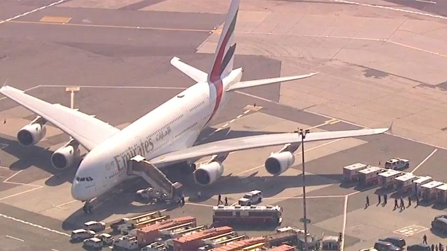 Emirates, una de las aerolíneas que podría dejar de volar hacia Argentina