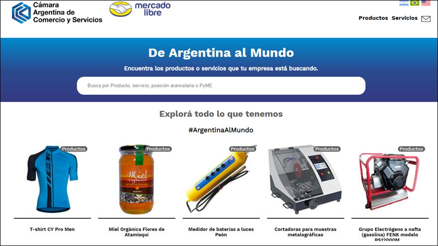 Es oficial: Mercado Libre presentó la plataforma para que las ...