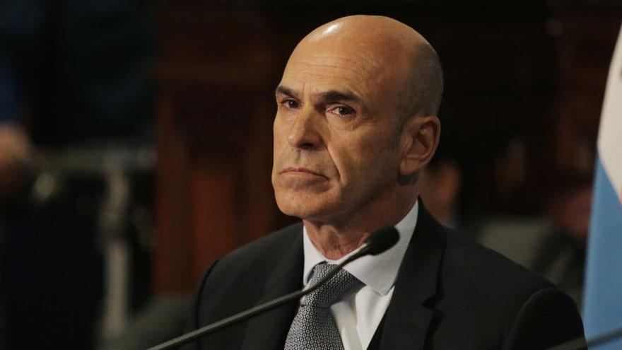 Gustavo Arribas, el jefe de los espías durante el macrismo.
