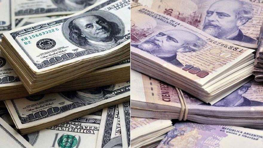 Los bonos dólar linked apuestan a una devaluación del tipo de cambio oficial en los próximos meses