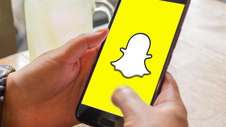 Snapchat le brindó soporte técnico a NewNew