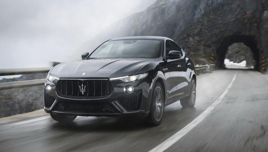 Marcas de autos que se modernizaron: Maserati con el Levante.