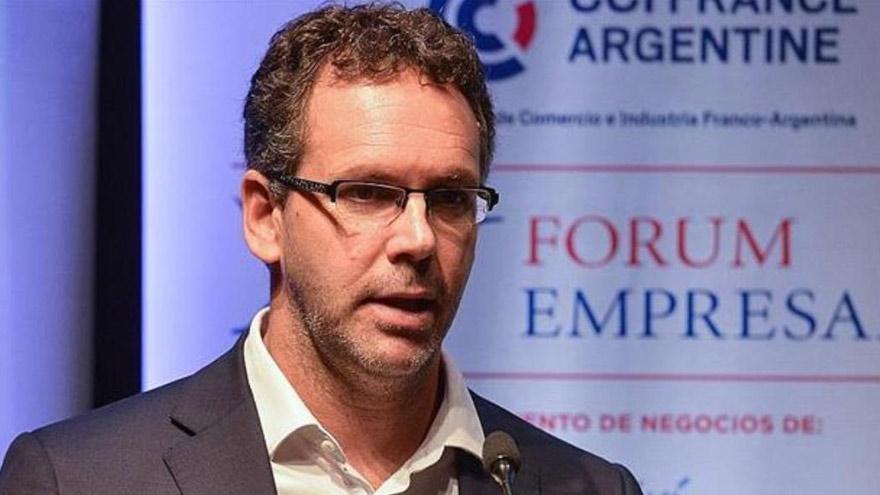 Guido Sandleris, presidente del BCRA.