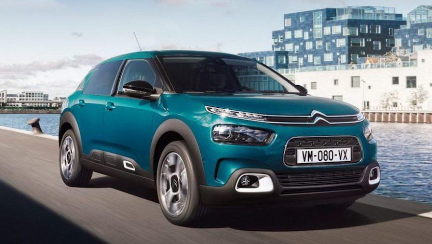 Citroën C4 Cactus, el más vendido de la marca, con un descuento de $100.000.