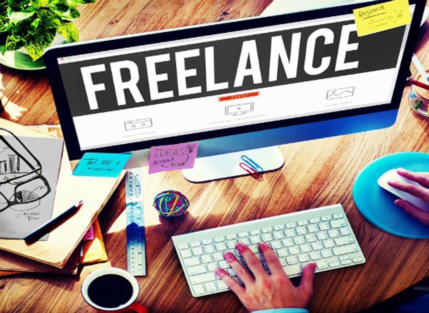 Se puede ganar dinero extra escribiendo de manera freelance