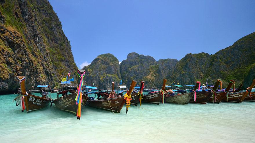 El crucero pasará por los lugares turísticos más importantes del mundo