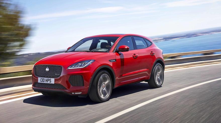 Jaguar I-Pace, entre los modelos de las marcas de autos más modernos.
