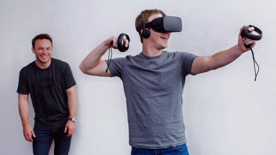 Cofundador de Oculus se suma a altos funcionarios que dejan Facebook