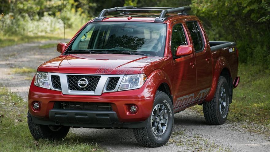 Nissan Frontier, la que más creció en ventas.