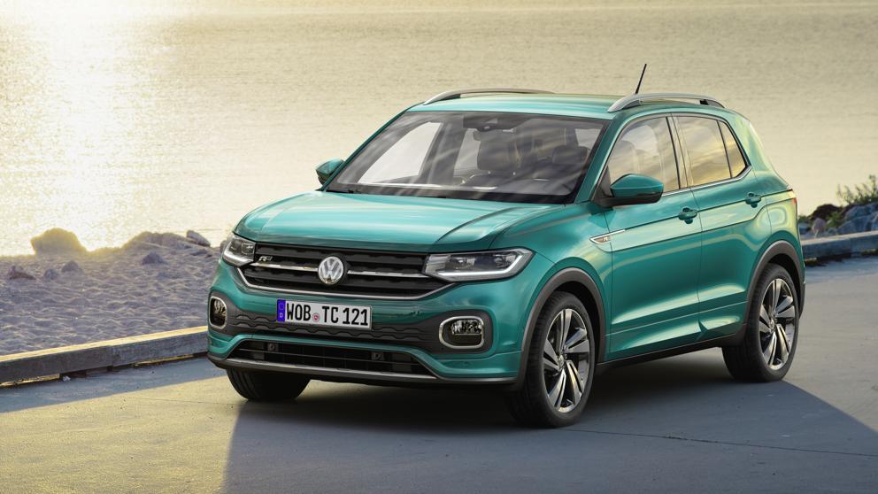 Volkswagen T-Cross, el único SUV en el top ten.