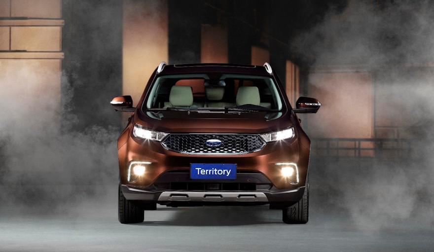 Territory, el nuevo SUV de Ford.