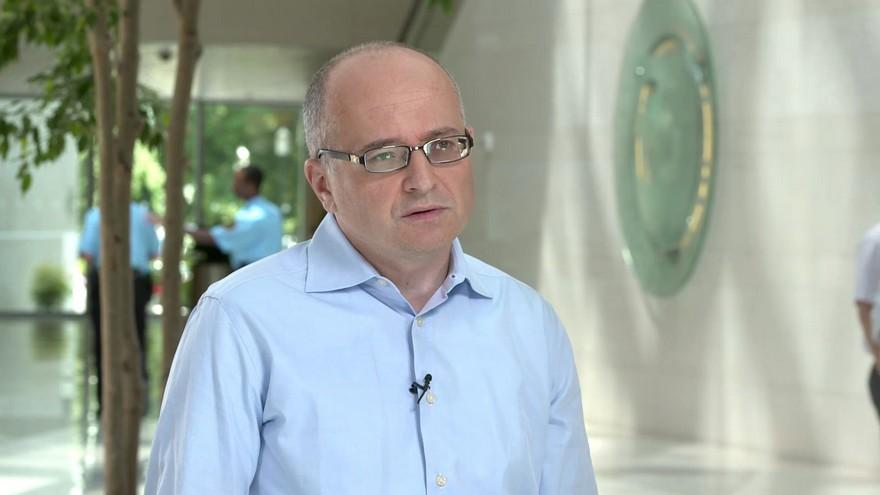 Roberto Cardarelli, enviado del FMI.