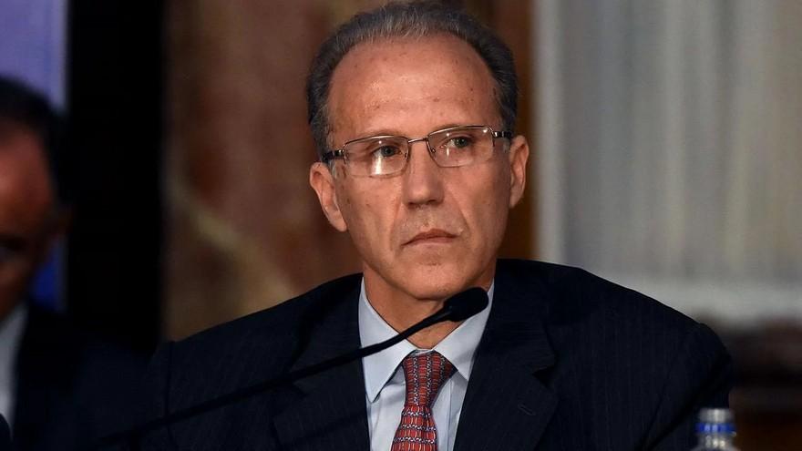 Carlos Rosenkrantz, presidente de la Corte Suprema.