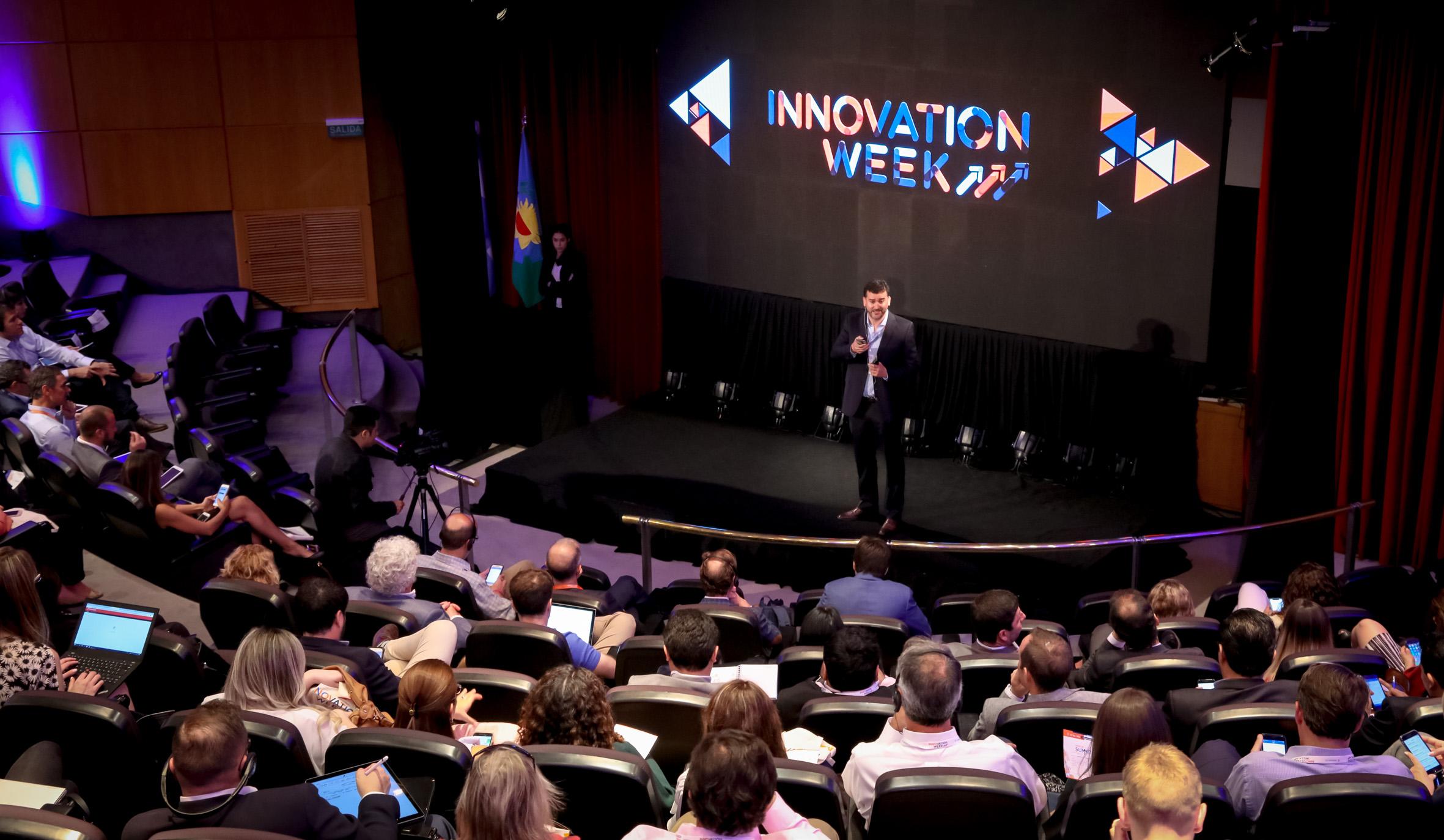 Carlos Peralta, Director del área digital de Novartis