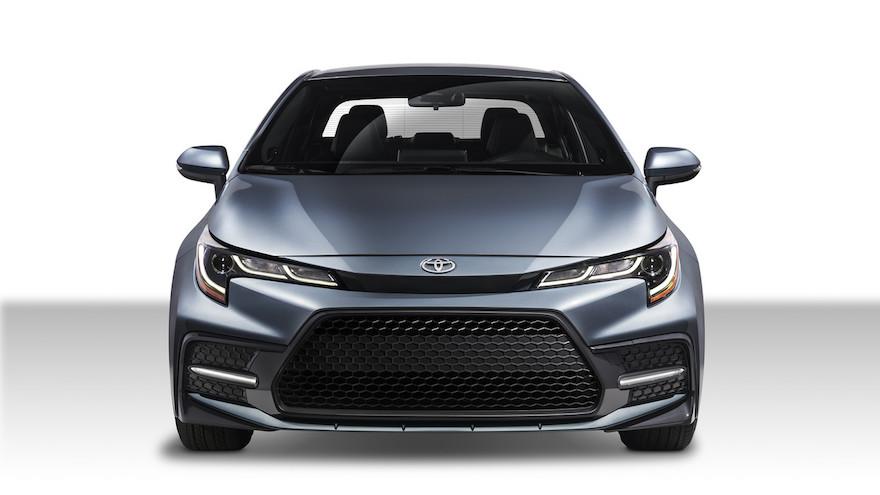 Toyota Corolla 2020 Asi Sera El Reemplazo Del Sedan Japones