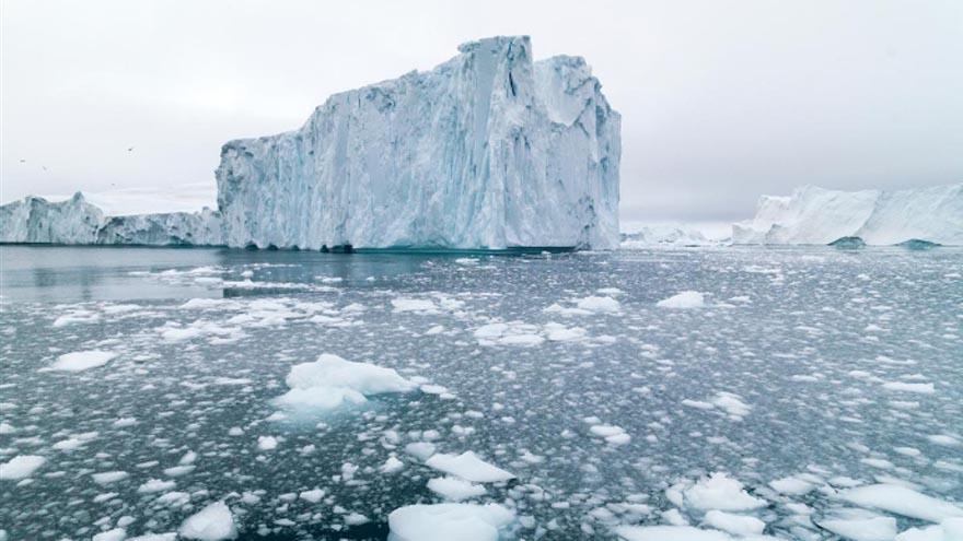 Glaciar Périto Moreno, una de las bellezas turísticas del sur.