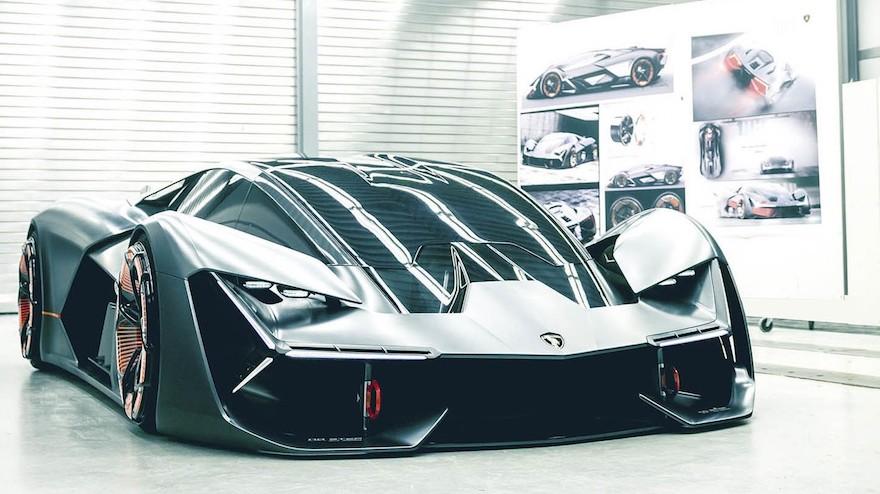 Lamborghini, una marca con renombre mundial.