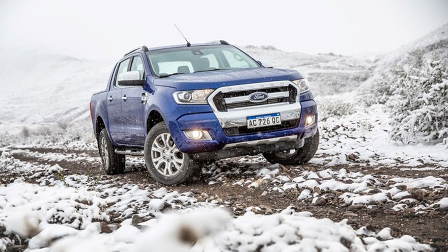 Ford Ranger, la segunda pick ups más vendidas en usados.