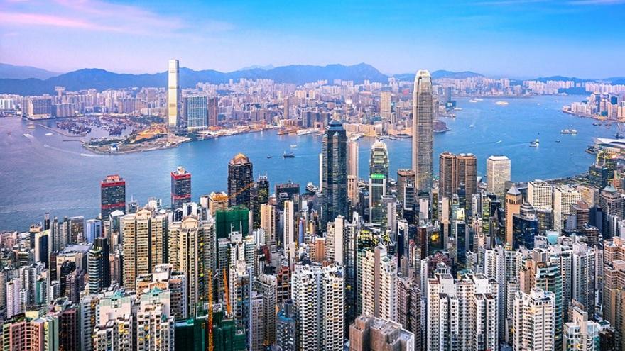 Hong Kong utilizó la tecnología para combatir el coronavirus.