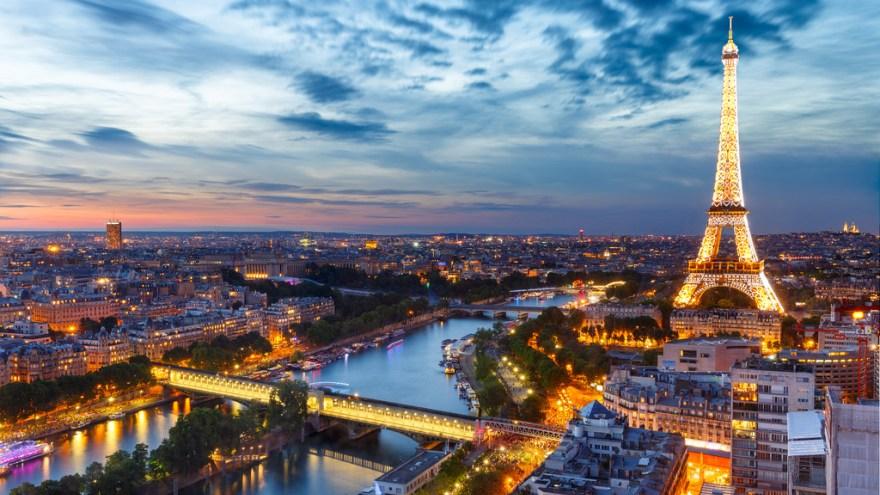 París, otra de las ciudades más costosas.