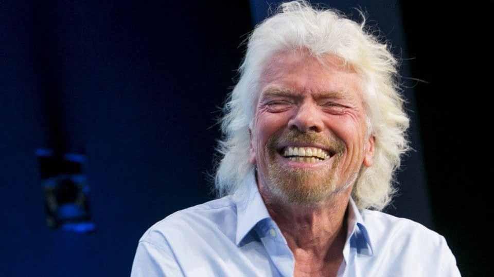Uno de los hombres más ricos del mundo.