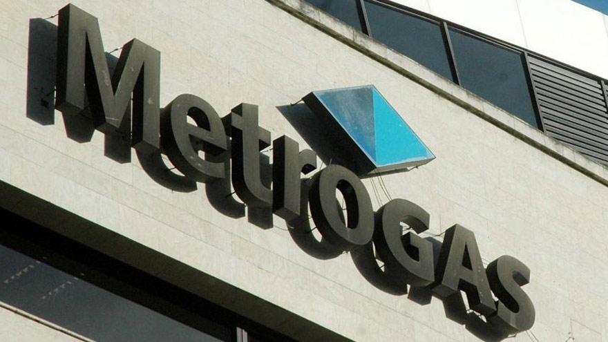 Metrogas, una de las empresas distribuidoras del servicio en la Argentina