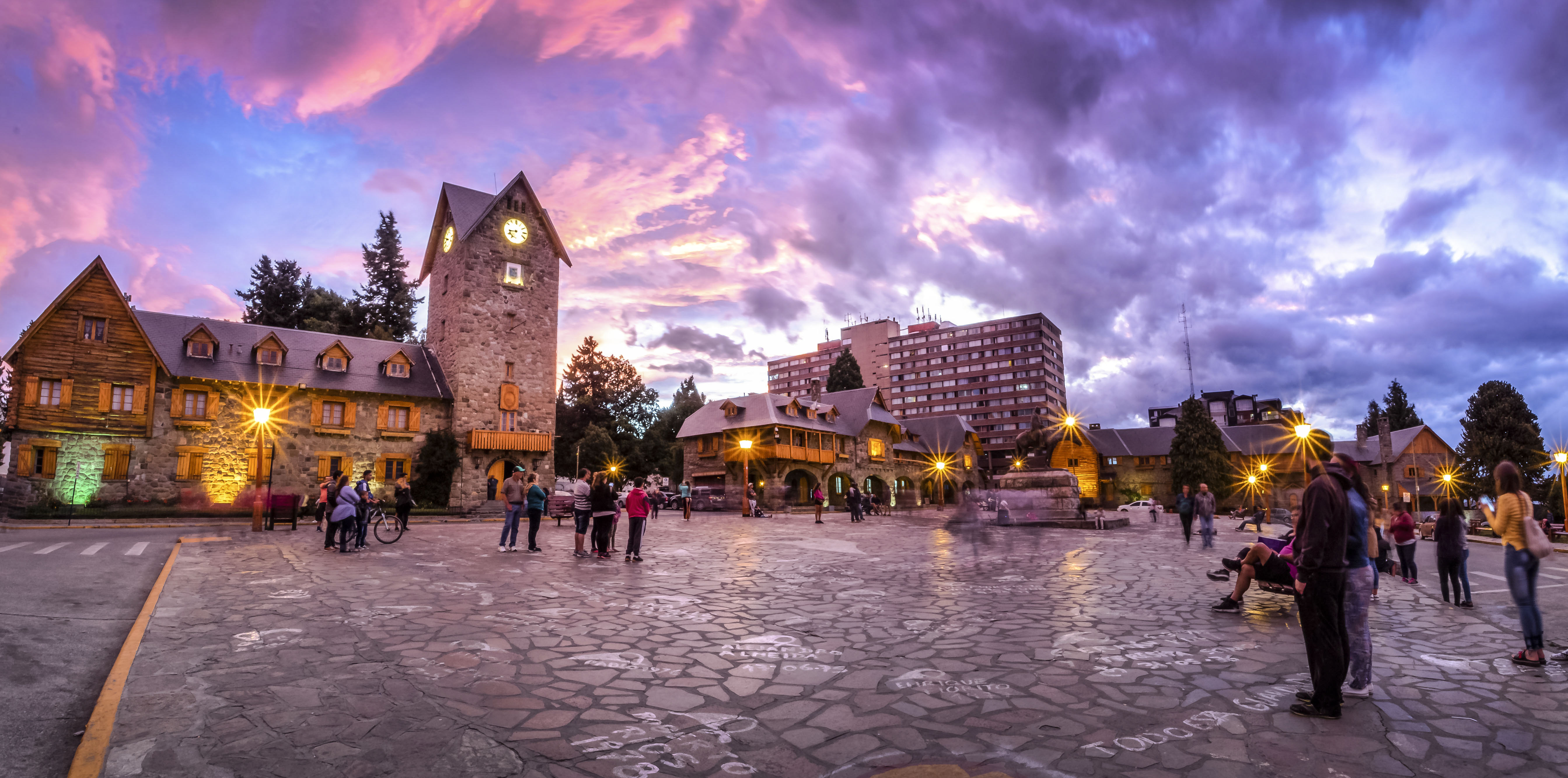 Bariloche es uno de los destinos nacionales preferidos