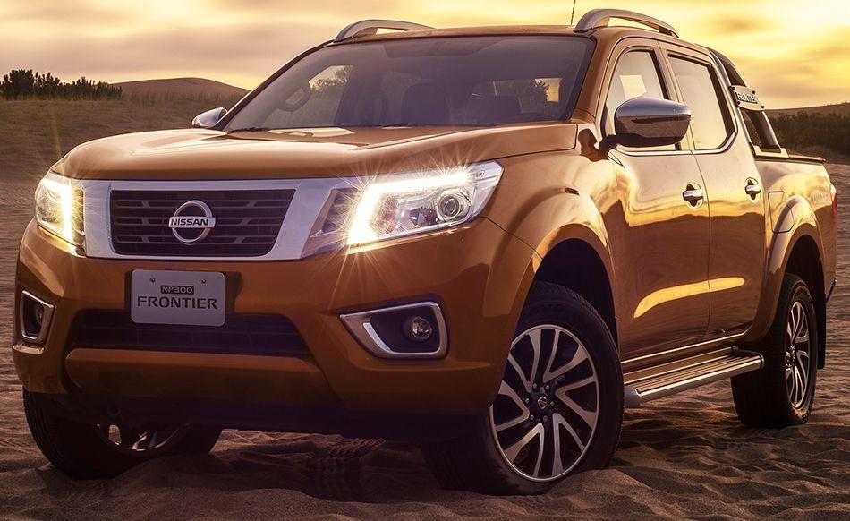 Nissan Frontier, la más nuevita de producción nacional.