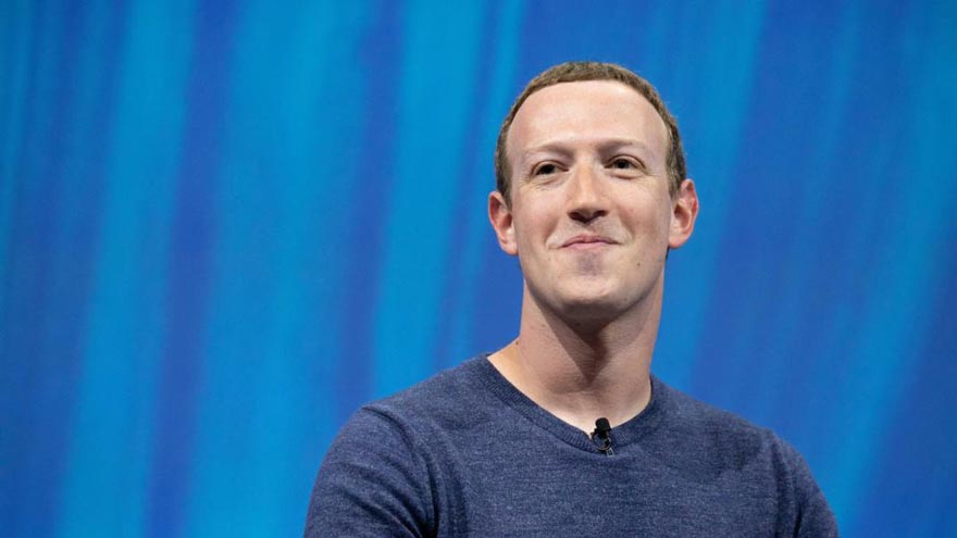 Steve Jobs fue mentor de Mark Zuckerberg