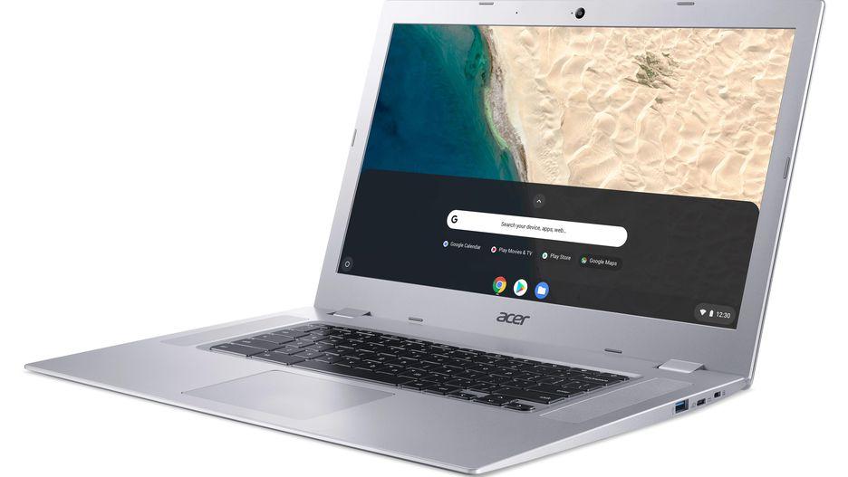 Acer Chromebok 315: Acer es el otro fabricante que ha elegido los procesadores A4 y A6 de AMD orientados a Chromebooks para su Chromebook 315. Estará disponible en febrero a partir de 280 dólares.