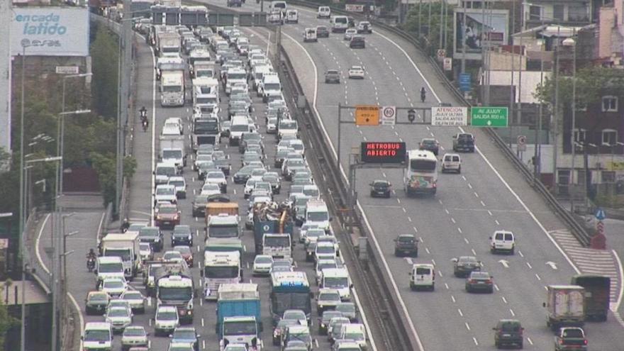 Peajes: con la flexibilización de actividades, las autopistas vuelven a su ritmo habitual.