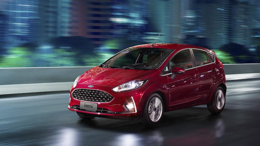 Ford Fiesta, discontinuado como 0km, el más vendido entre los usados.