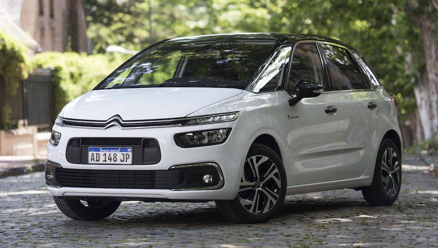 El nuevo Citroën C4 Spacetourer Rip Curl se lanzó en Pinamar