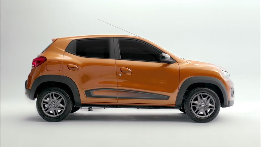 Renault Kwid, en el listado de los más vendidos.