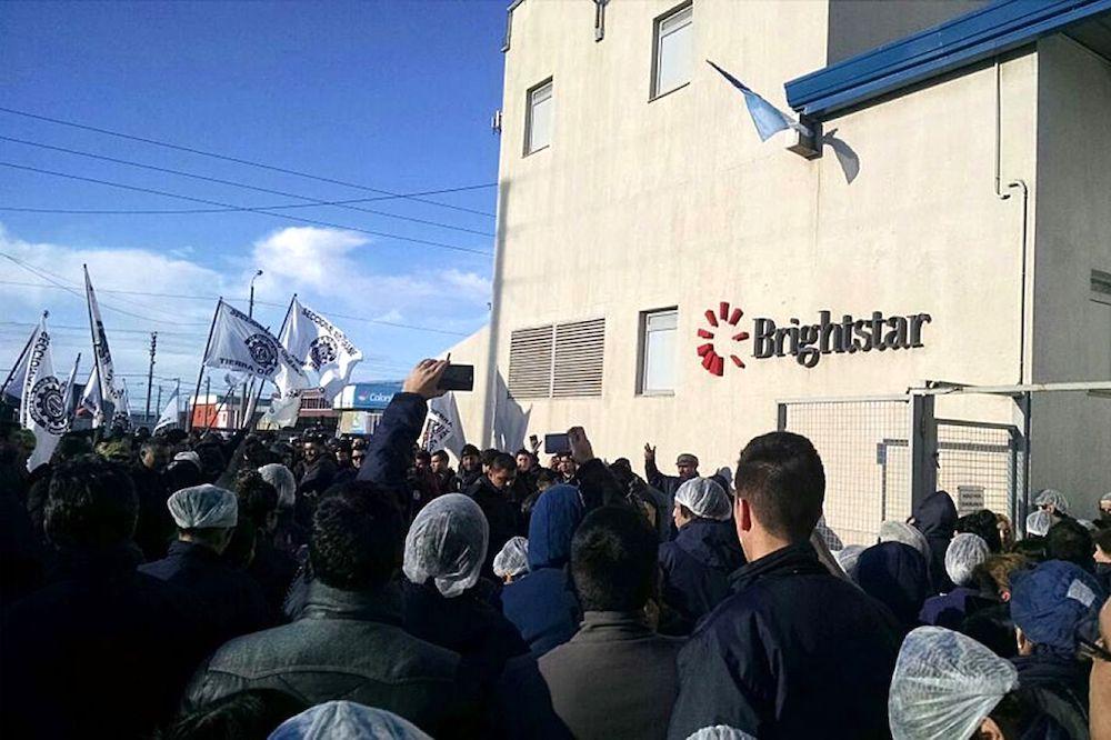 Brighstar es una de las 20 empresas que anunció su salida del país.