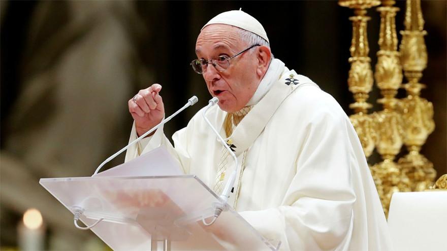 l papa Francisco envió el pasado viernes sus saludos y felicitaciones al Presidente por la conmemoración de un nuevo aniversario de la Revolución de Mayo