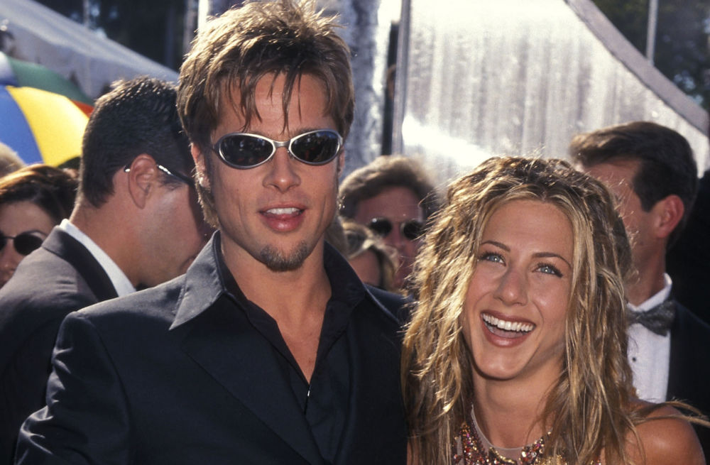 Jennifer Aniston y Brad Pitt fueron pareja entre 2000 y 2005