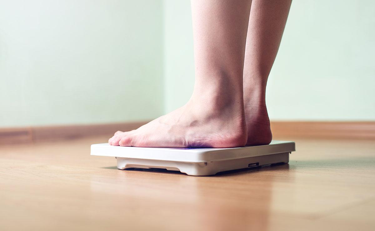 Sobreentrenar para ganar masa muscular puede producir aumento de peso