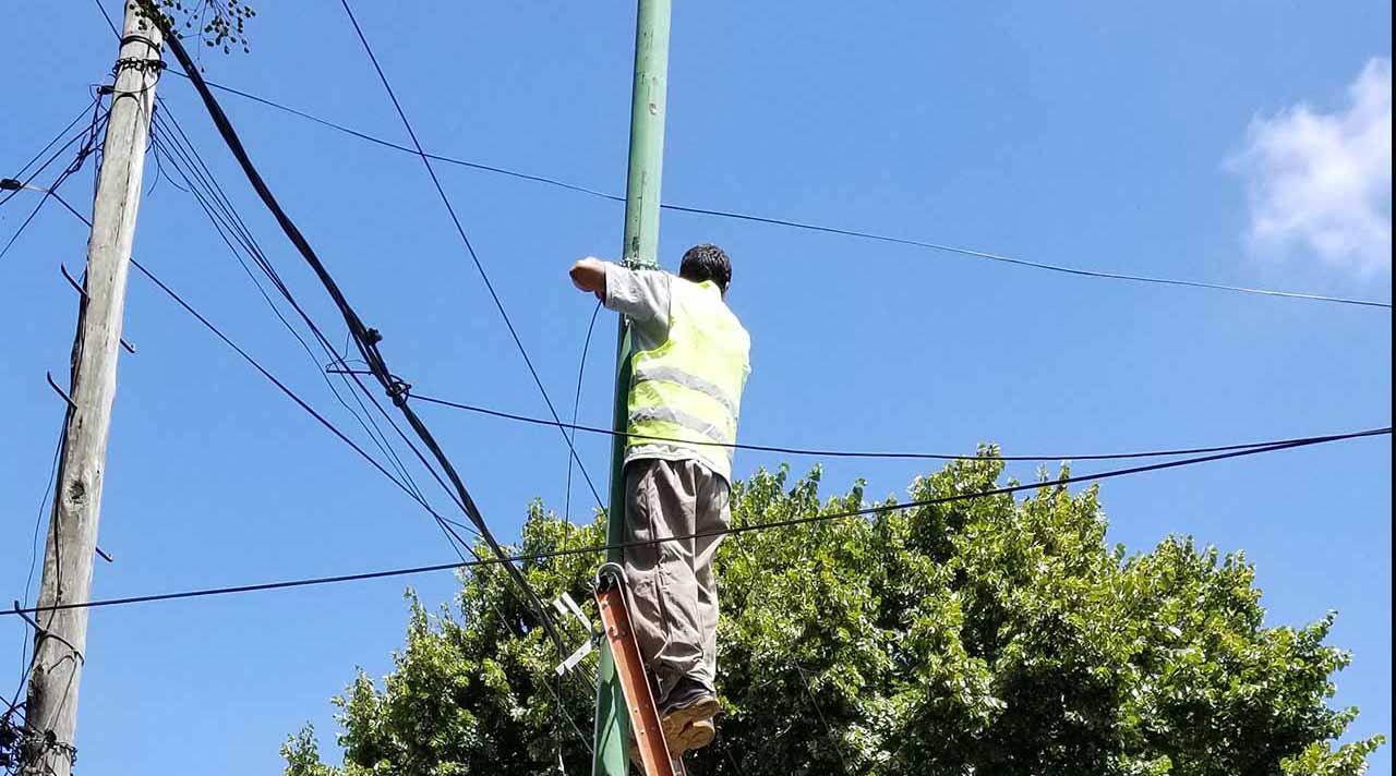 Hay unos 15.000 técnicos de telecomunicaciones trabajando en la calle desde que se inició la cuarentena