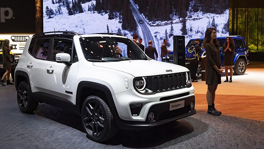 Jeep Renegade tendrá una versión híbrida.