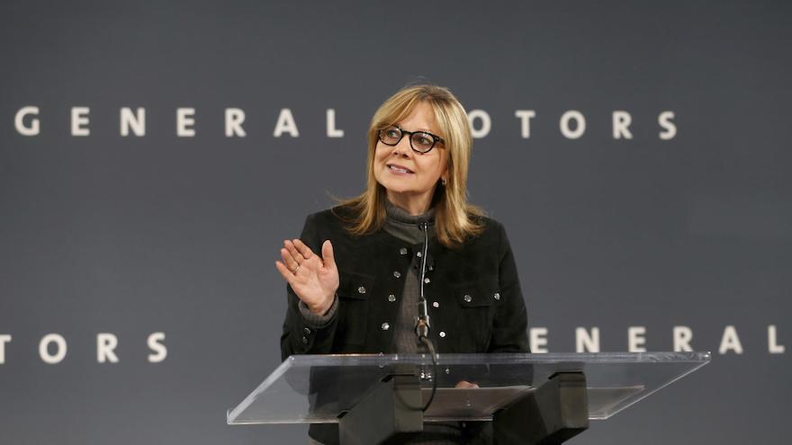 Mary Barra, de General Motors, es una de las CEO incluidas en la lista de las más poderosas en norteamérica